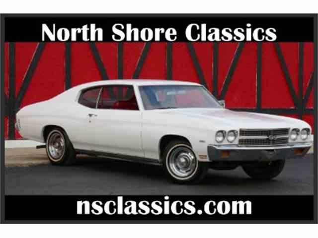 1970 Chevrolet Chevelle | 948819