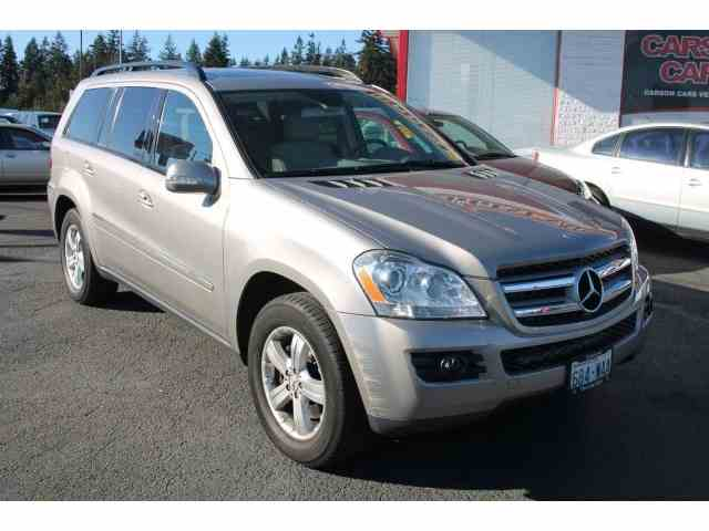 2007 Mercedes-Benz GL450 | 948827