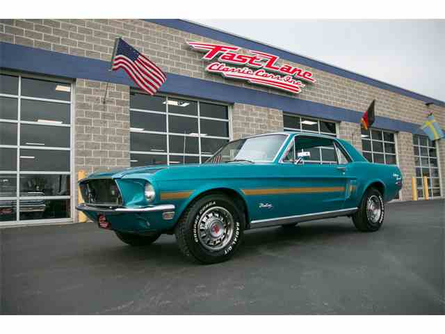 1968 Ford Mustang | 948830