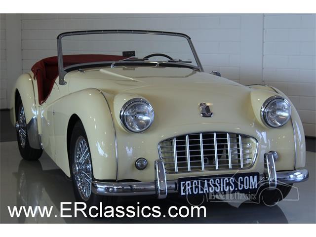 1957 Triumph TR3 | 940884