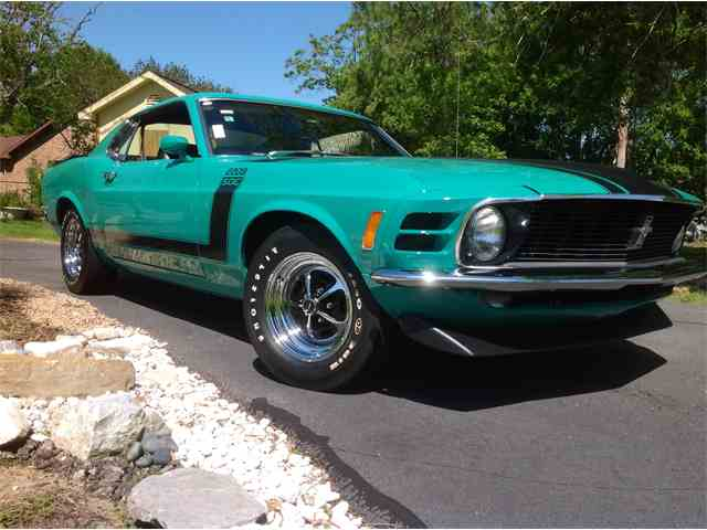 1970 Ford Mustang | 948844