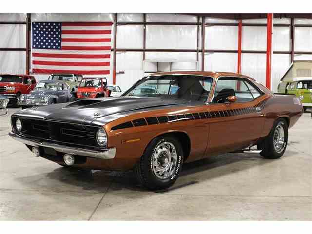 1970 Plymouth Cuda | 940885
