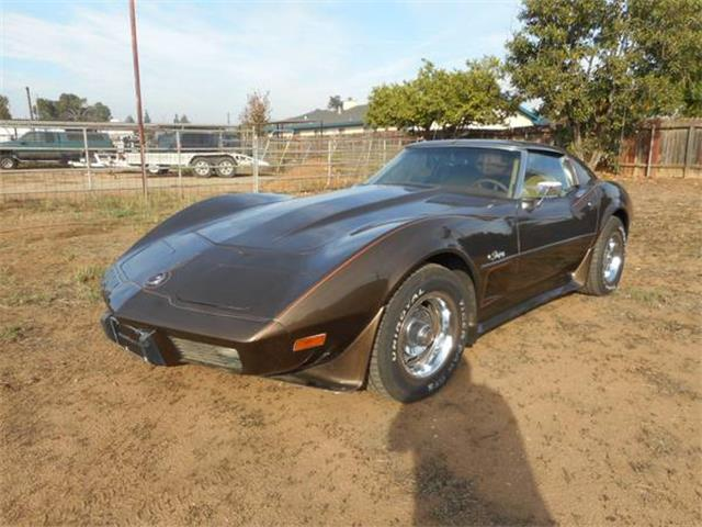 1976 Chevrolet Corvette Stingray | 940891