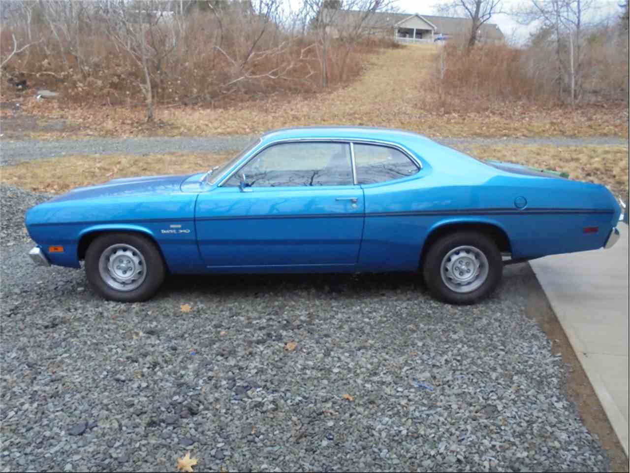 1970 plymouth duster for sale cc 940892. Black Bedroom Furniture Sets. Home Design Ideas