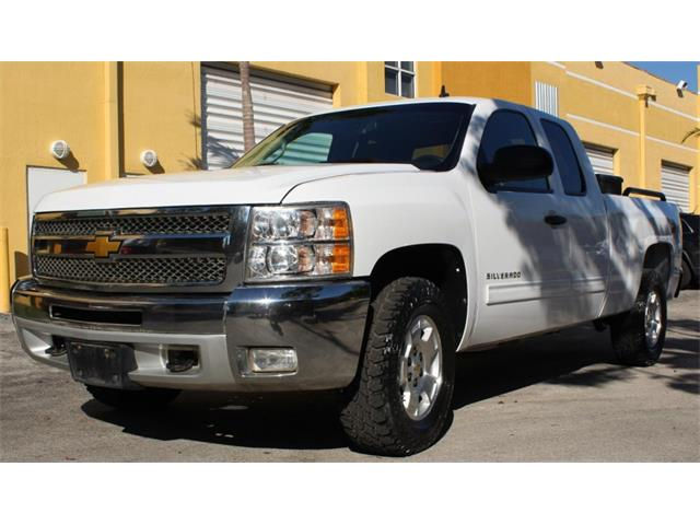 2012 Chevrolet Silverado | 940905