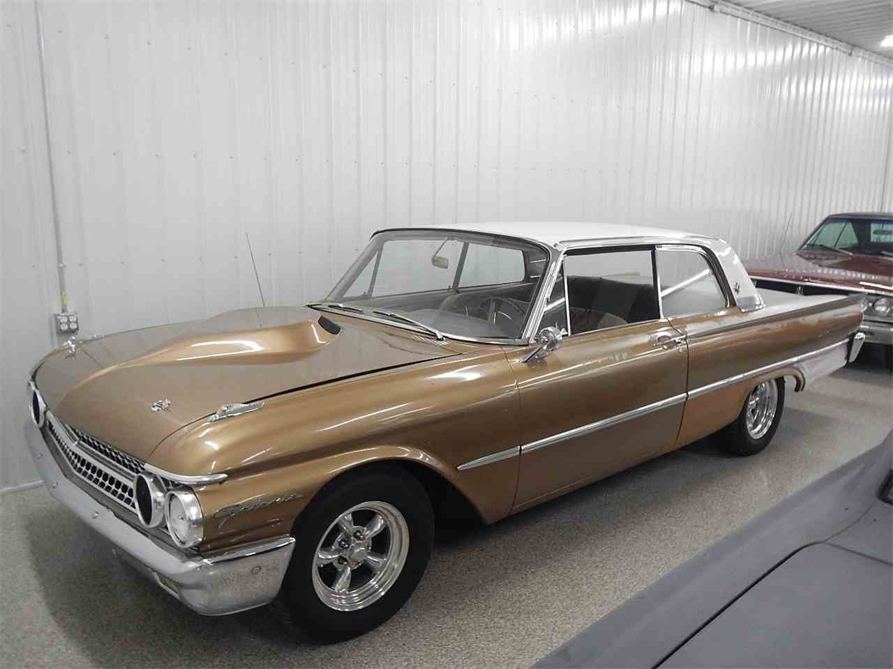 1961 ford galaxie for sale cc 949076. Cars Review. Best American Auto & Cars Review