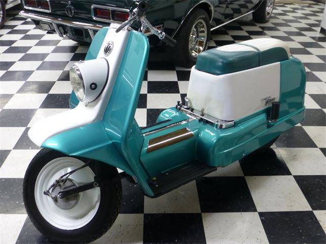 1961 Harley-Davidson Topper | 949079