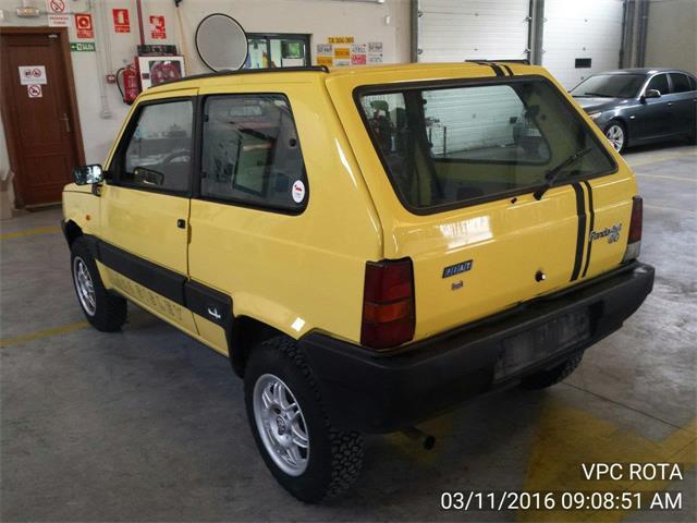 1990 Fiat Panda | 940909