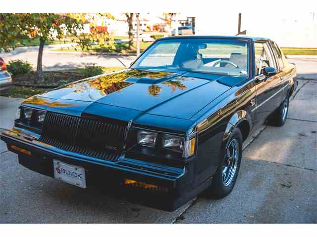1987 Buick Grand National | 949092