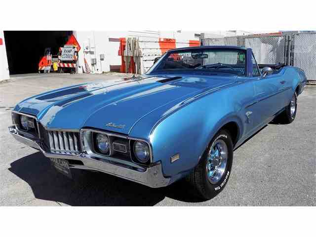 1968 Oldsmobile Cutlass | 949095