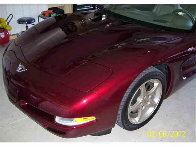 2003 Chevrolet Corvette | 949097