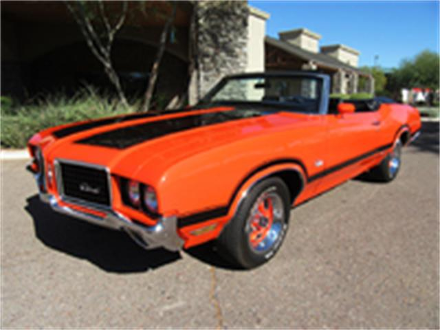 1972 Oldsmobile Cutlass | 940091