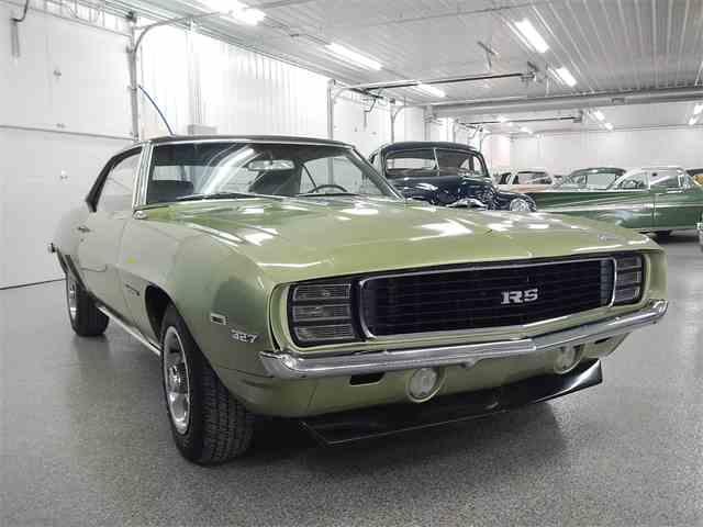1969 Chevrolet Camaro | 949101