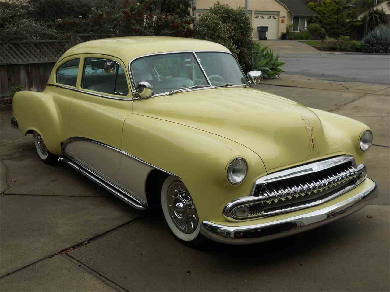 All Chevy 1951 chevrolet fleetline : 1951 to 1953 Chevrolet Fleetline for Sale on ClassicCars.com - 5 ...