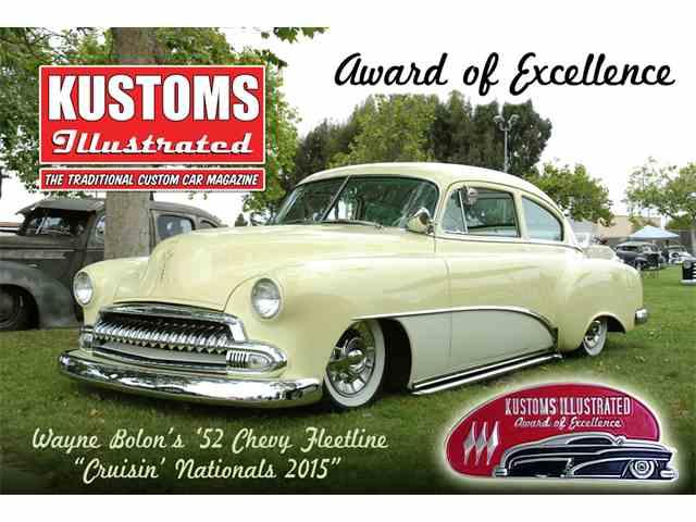 1952 Chevrolet Fleetline | 949108
