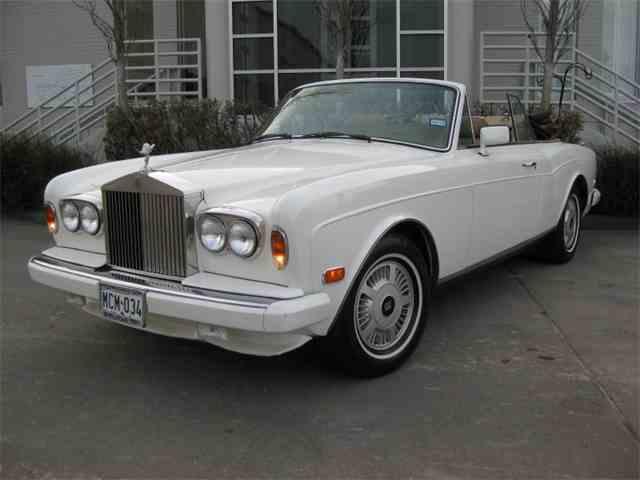 1986 Rolls-Royce Corniche | 949110