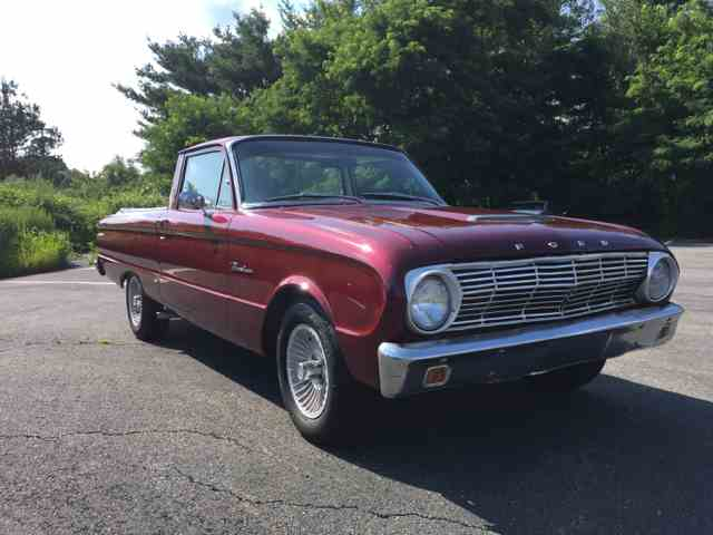 1963 Ford Ranchero | 940912