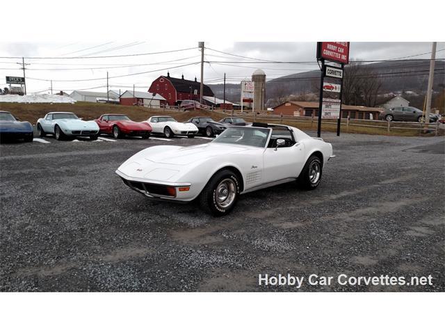 1972 Chevrolet Corvette | 949121
