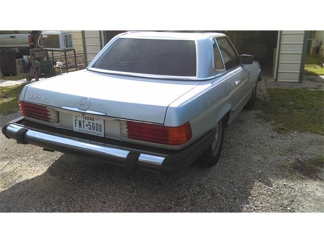 1981 Mercedes-Benz 380SL | 949122