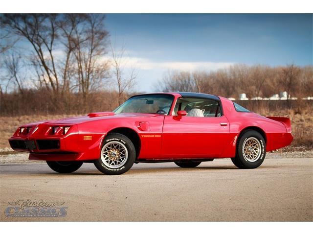 1979 Pontiac Firebird Trans Am WS6 | 949130