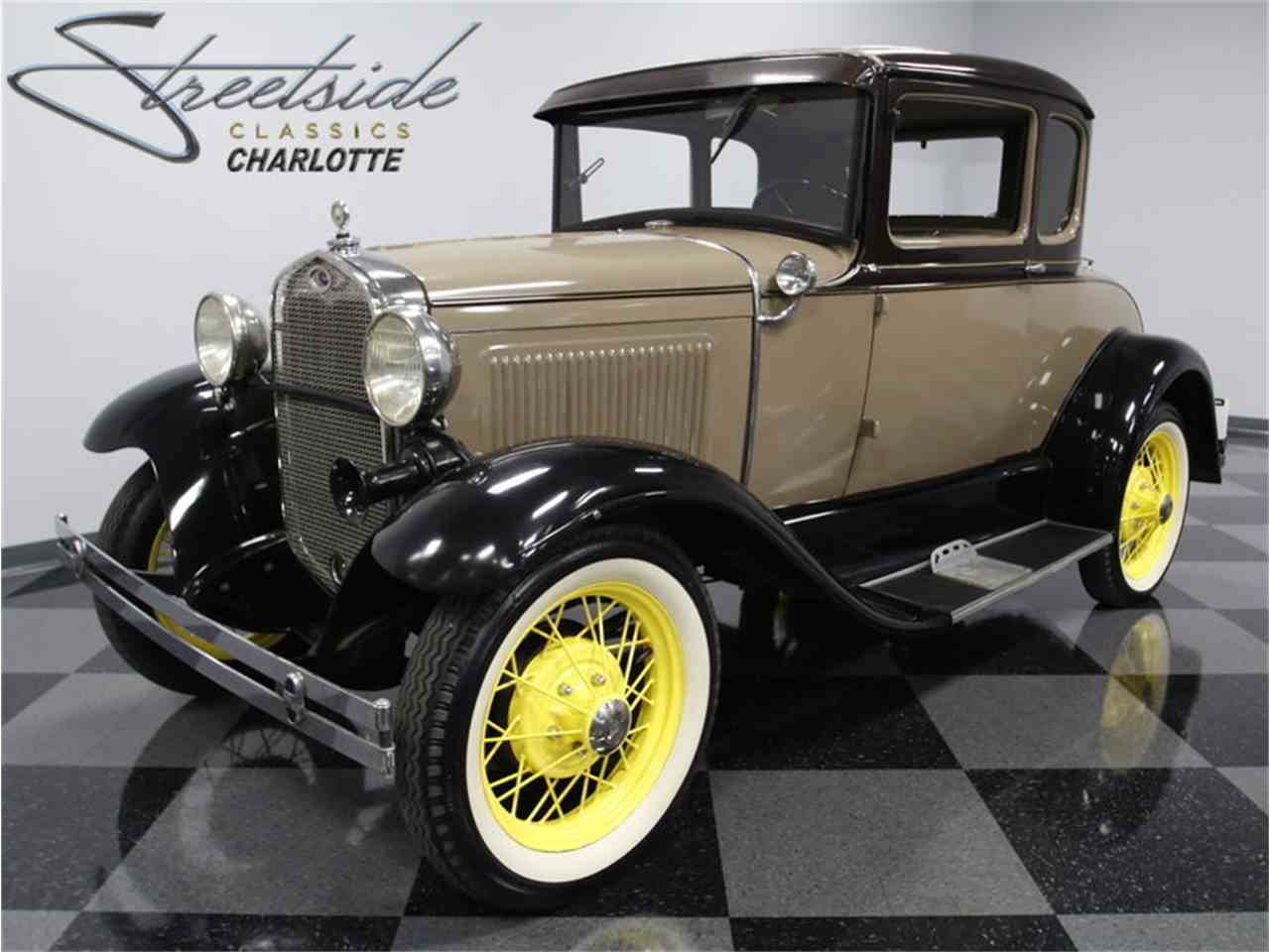 Large Picture of Classic 1930 Ford 2-Dr Sedan - KCCU