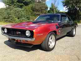 Picture of Classic 1969 Camaro Z28 located in Westford Massachusetts Offered by B & S Enterprises - K60I
