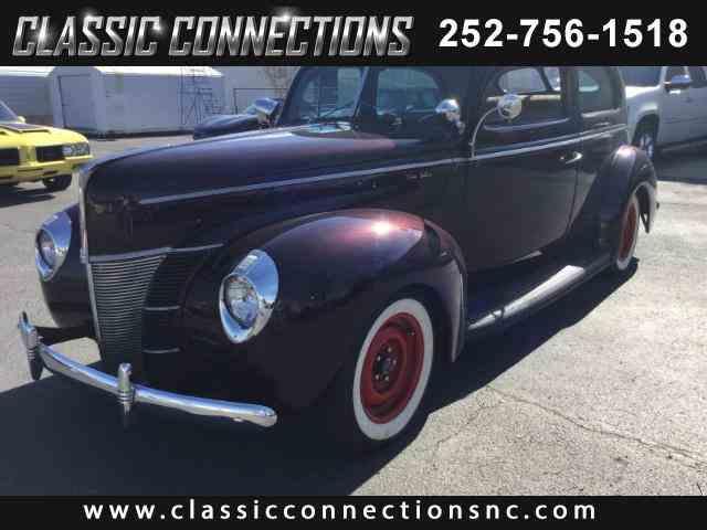 1940 Ford Custom   949140