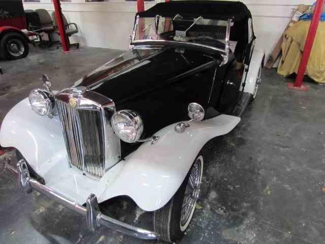 1953 MG T-Type | 949141