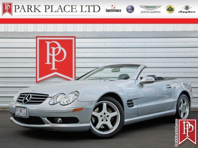 2003 Mercedes-Benz SL500 | 949146