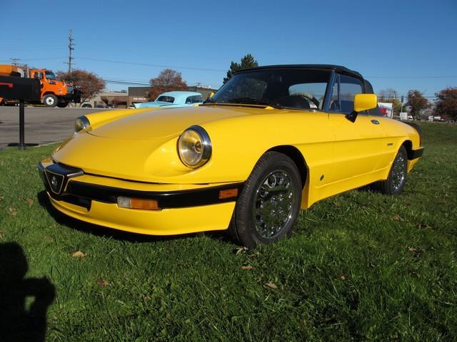 1986 Alfa Romeo Spider | 949155