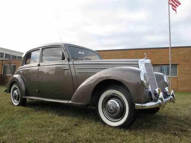 1952 Mercedes-Benz 220 | 949157