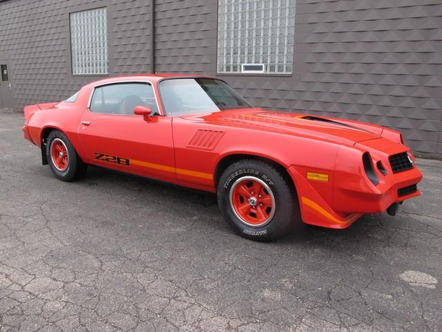 1979 Chevrolet Camaro   949158