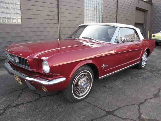 1966 Ford Mustang | 949161