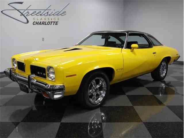 1973 Pontiac GTO | 949166
