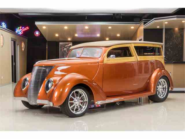 1937 Ford Woody Wagon Street Rod | 949170