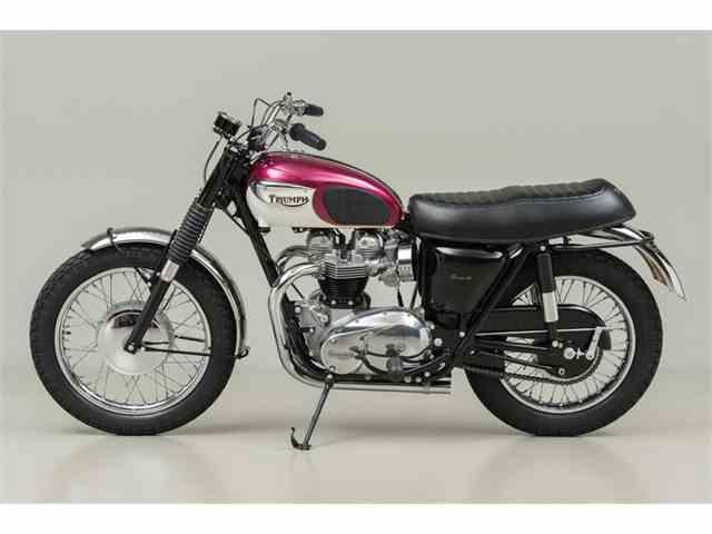 1967 Triumph T120TT | 949175