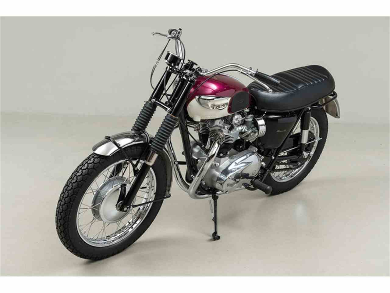 Large Picture of '67 T120 TT - KCDZ