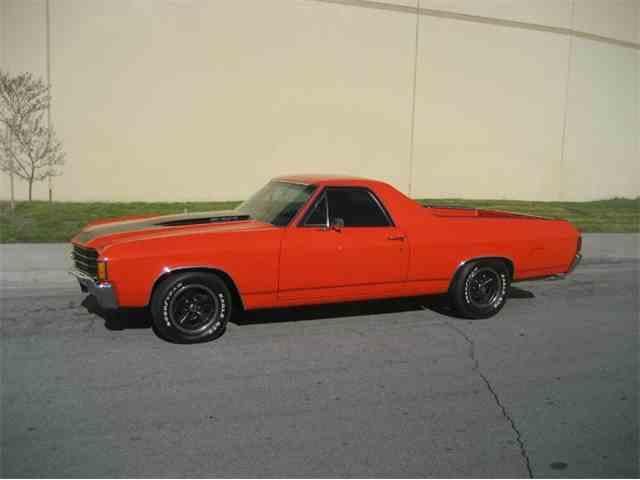 1972 Chevrolet El Camino | 949178