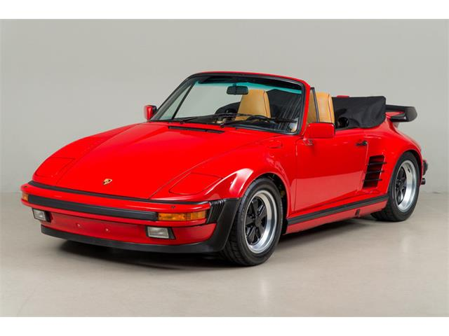 1989 Porsche 930 Slantnose Cabriolet | 949179