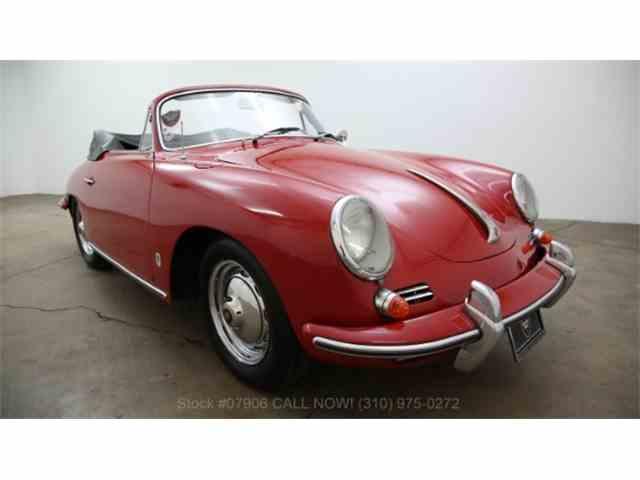 1962 Porsche 356B | 949186