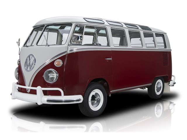 1966 Volkswagen Kombi 21 Window Bus | 949187