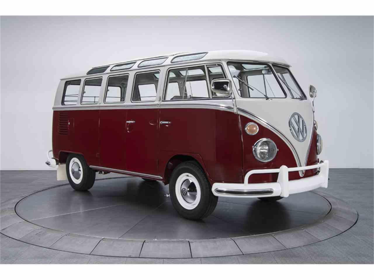 1966 Volkswagen Kombi 21 Window Bus For Sale Classiccars