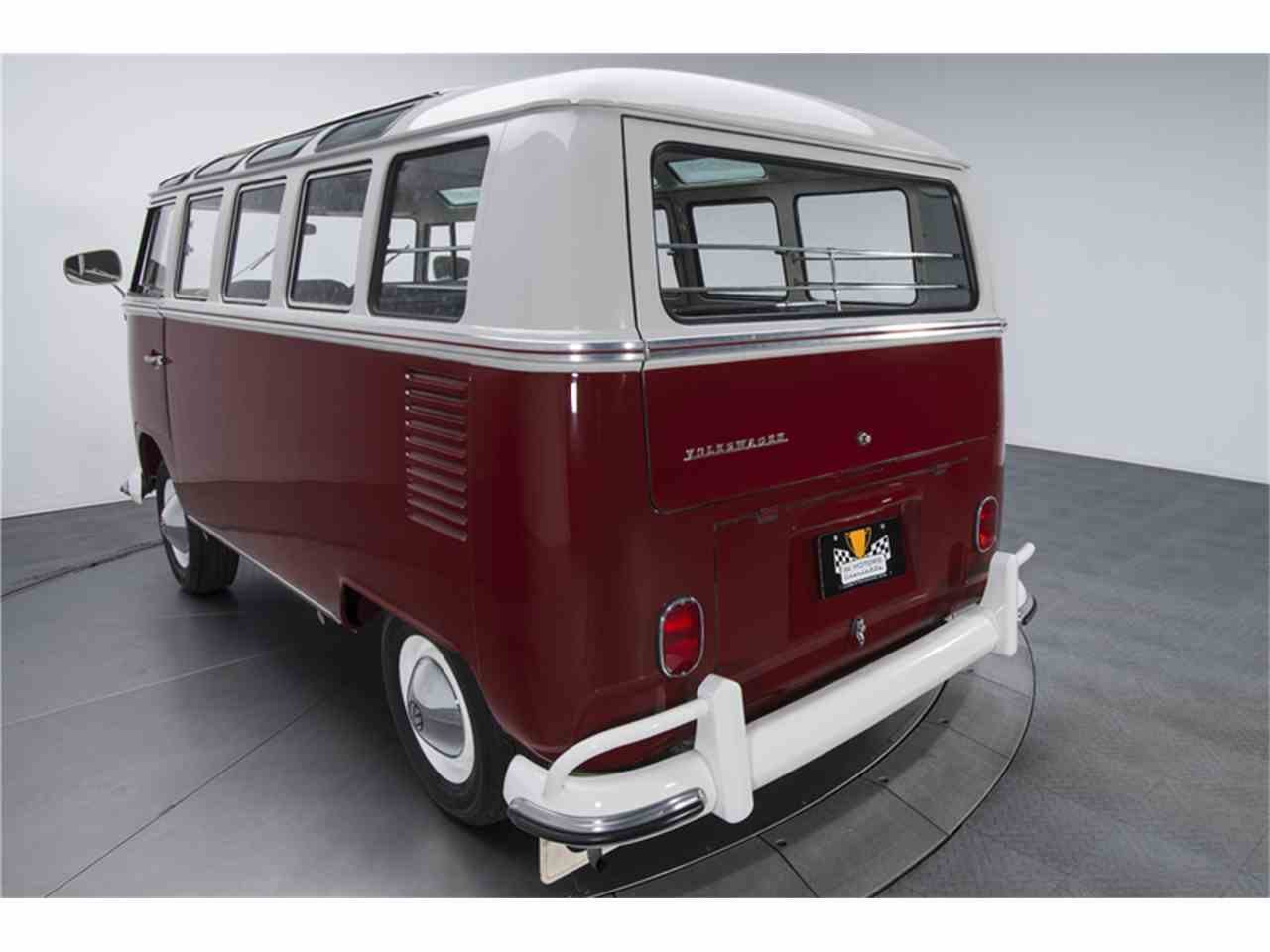 1966 volkswagen kombi 21 window bus for sale classiccars for 1966 21 window vw bus
