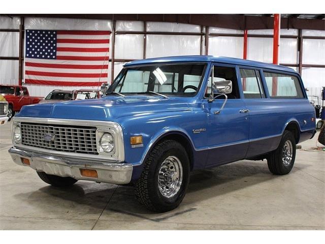1972 Chevrolet Suburban | 949200