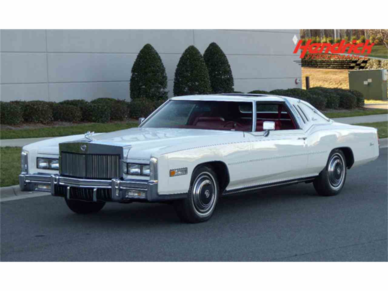 Large Picture of '76 Eldorado - KCER