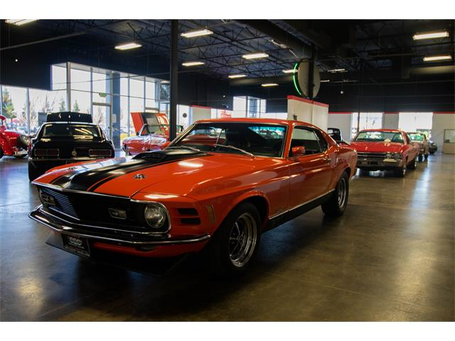 1970 Ford Mustang Mach 1 | 949206