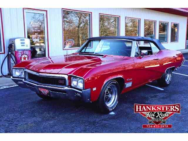 1968 Buick Gran Sport | 949212