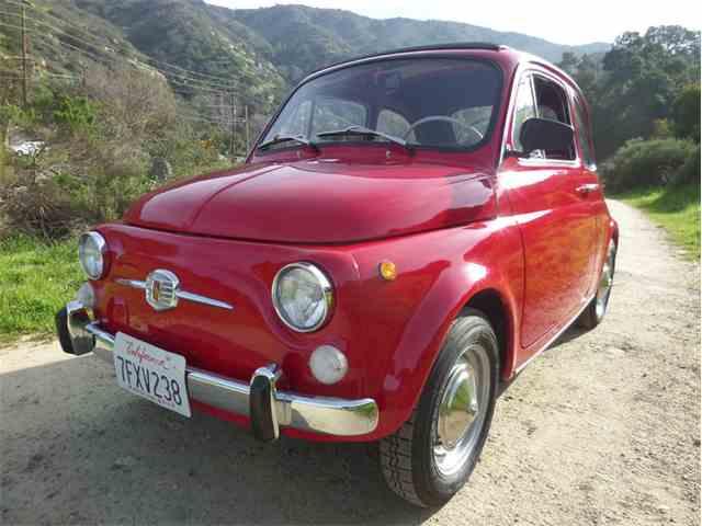 1969 Fiat 500L | 949214