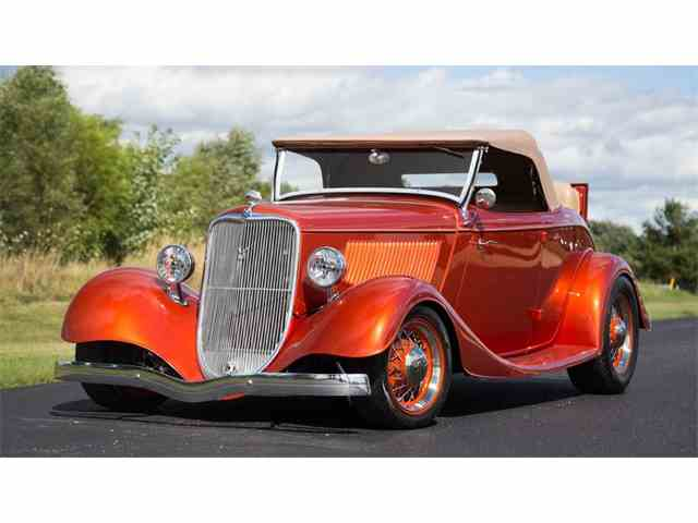1934 Ford Roadster | 949217