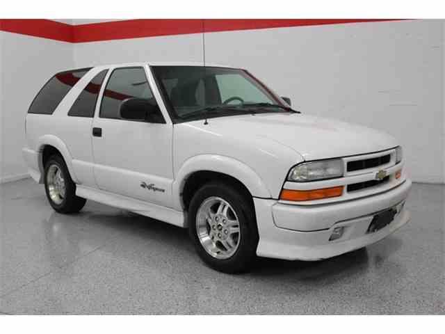 2002 Chevrolet Blazer | 949226